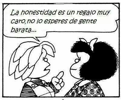 La #honestidad