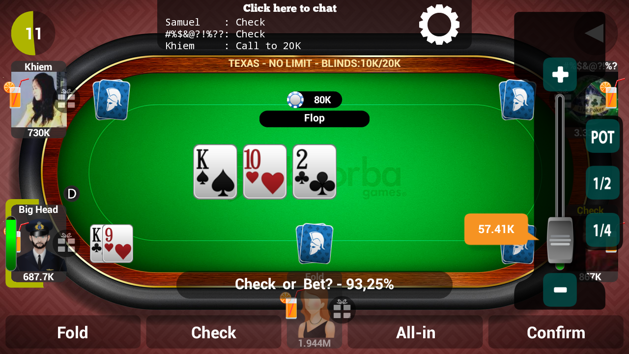 You'll love it! Live Poker free ios & android live