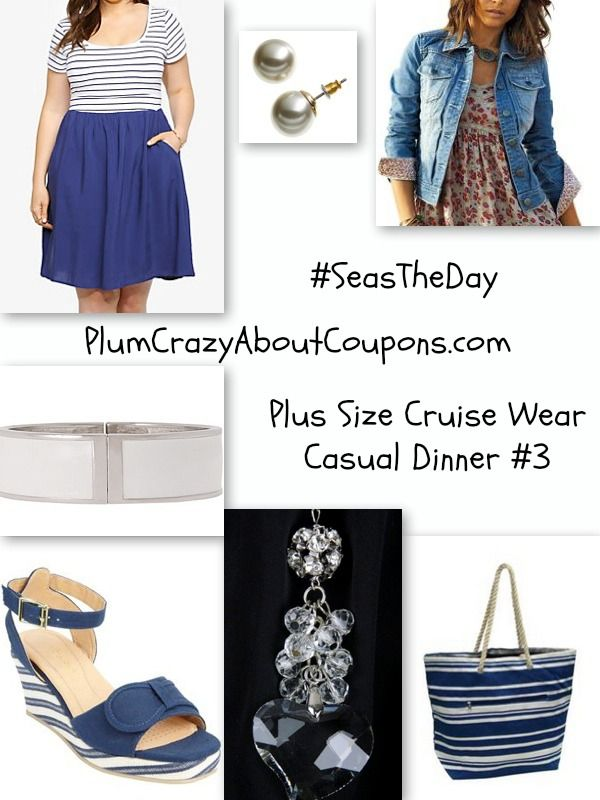 810f5dda1a6 First Cruise  What to Wear Plus Size Women - Plum Crazy About Coupons   SeasTheDay  JustPlumCrazy