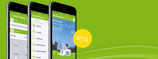 Nová Loxone Smart Home App s tým najlepším vzhľadom! Pre iOS aj Android! New Loxone Smart Home App with the best look ever! ;) For iOS and Androids.