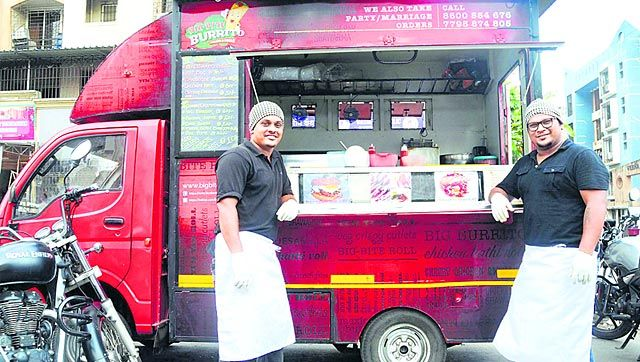 Meals On Wheels Food Trucks Are Finally Here In Mumbai With