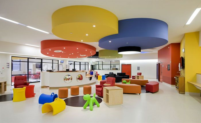 Pin By Interior Designer In A Box On Kids Teenager: Decorating A Pediatric Clinic - Google Search