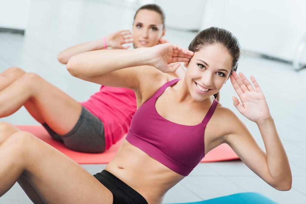 Видео Занятий Похудение. Фитнес-тренировка дома: видео-упражнения для похудения начинающих