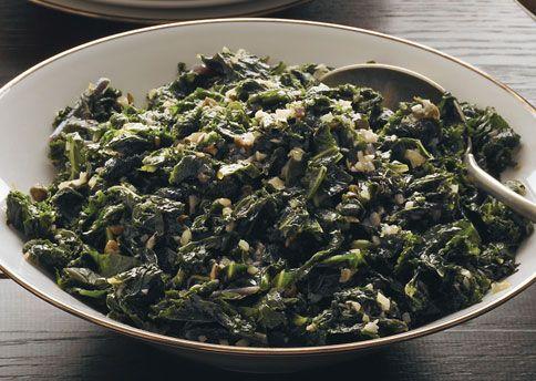 Sauted Kale...