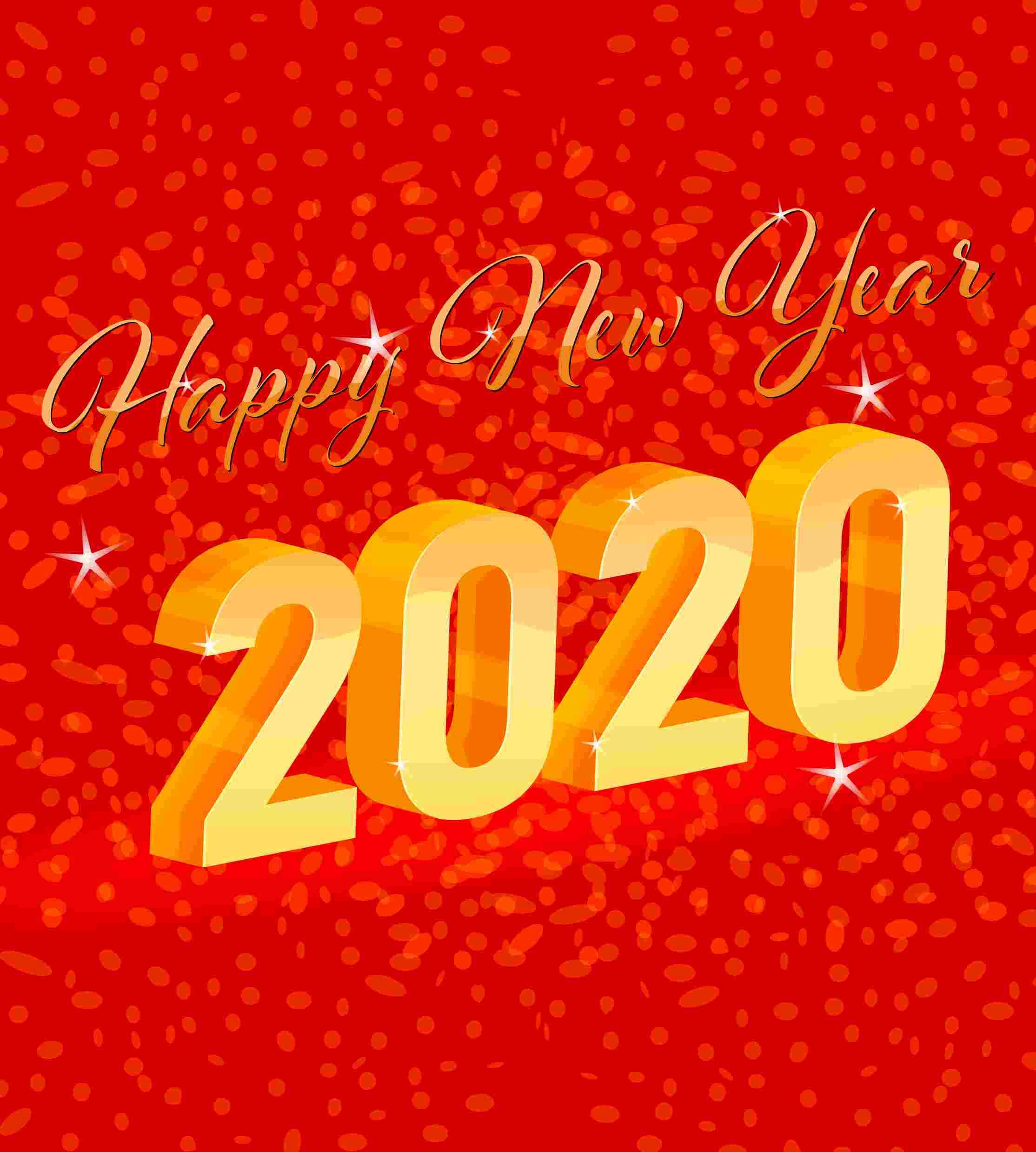 Pin On Happy New Year Images 2021 Wallpapers Hd Pictures New year 2021 orange hd background