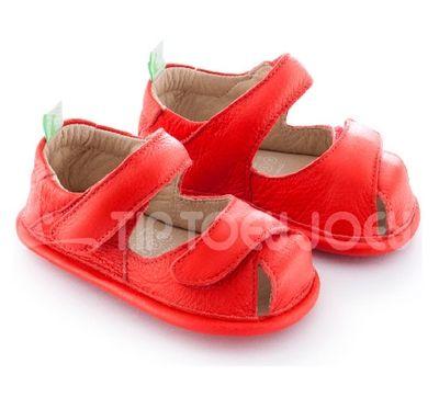Sandália Tip Toey Joey Peppy Vermelha