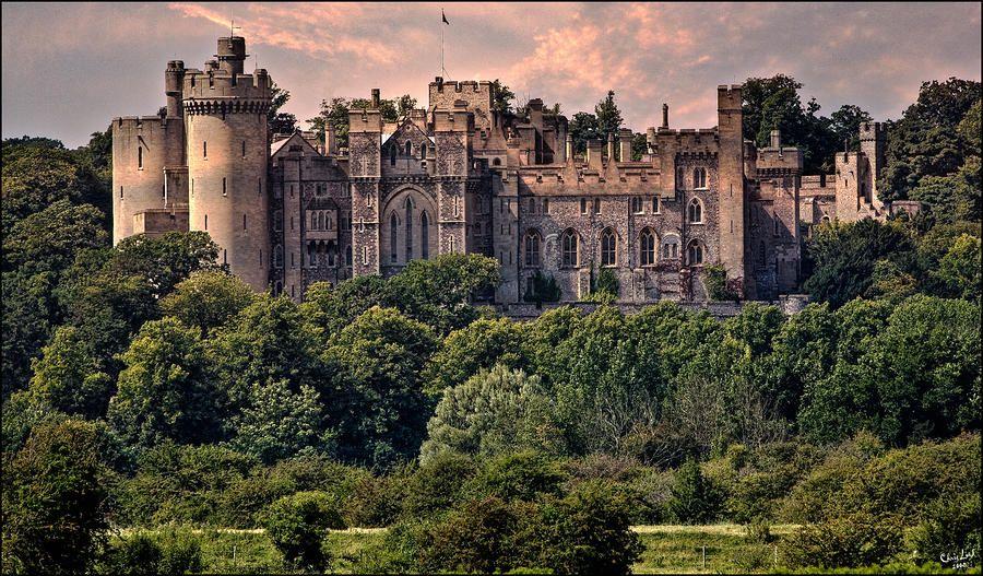 Arundel Castle castles Pinterest Arundel FC, Castles and - kleine u küche