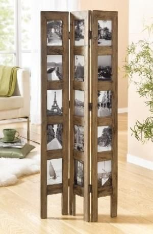 Biombo fotogr fico photo decorated standing panel home design pinterest decorating - Biombos casa home ...