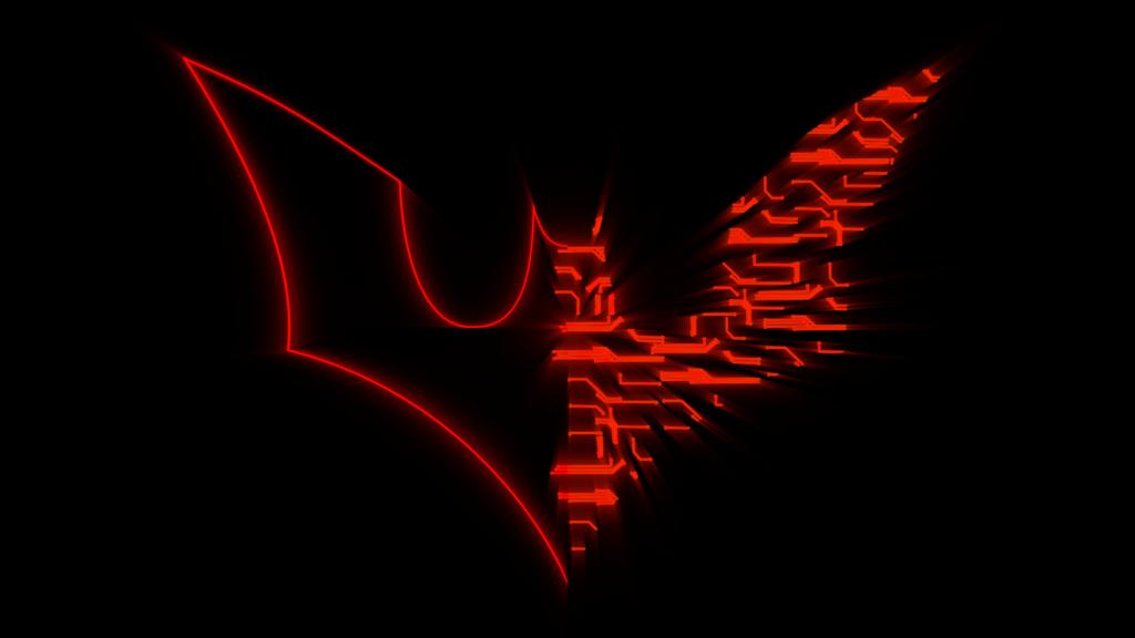 Batman Beyond Logo By Eksmentana Deviantart Com On Deviantart Batman Beyond Batman Batman Tattoo