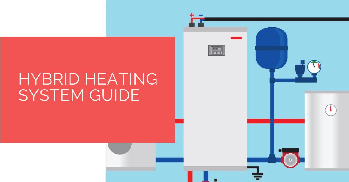 Hybrid Dual Fuel Heating System Guide Heating Systems Heat Pump System Heat Pump