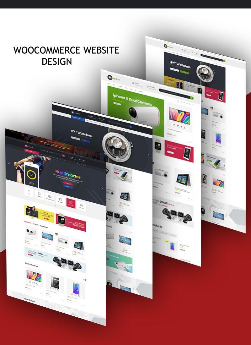 Custom Ecommerce Website Design Development With Woocommerce 100 Responsive And Seo Friendly Ecommerce Ecommerce Website Design Web Design Software Design Development