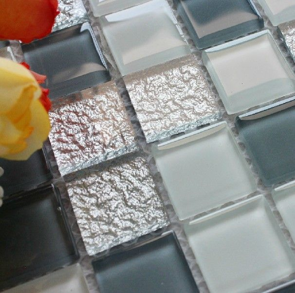 Pin By Janet Griggs On Color Scheme Aquamarine Turquoise Glass Mosaic Bathroom Mosaic Glass Glass Mosaic Tiles