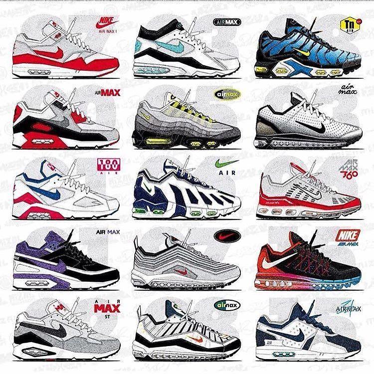sneakerart  artist  mizaltouch Sneakers Nike ad5f3d466183a