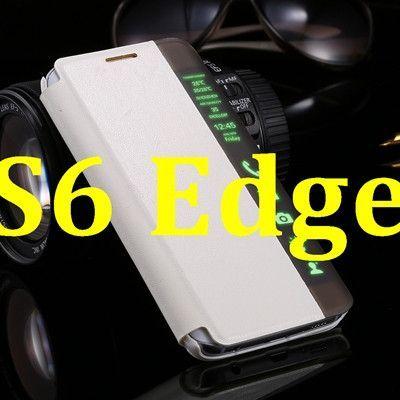 Samsung S6/S6 Edge/S6 Edge Plus Smart Touch Window View PU
