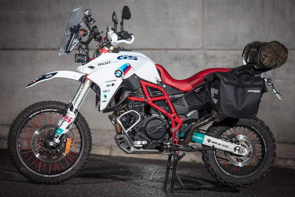 Building the ultimate bmw f800gs rtw bike en 2020