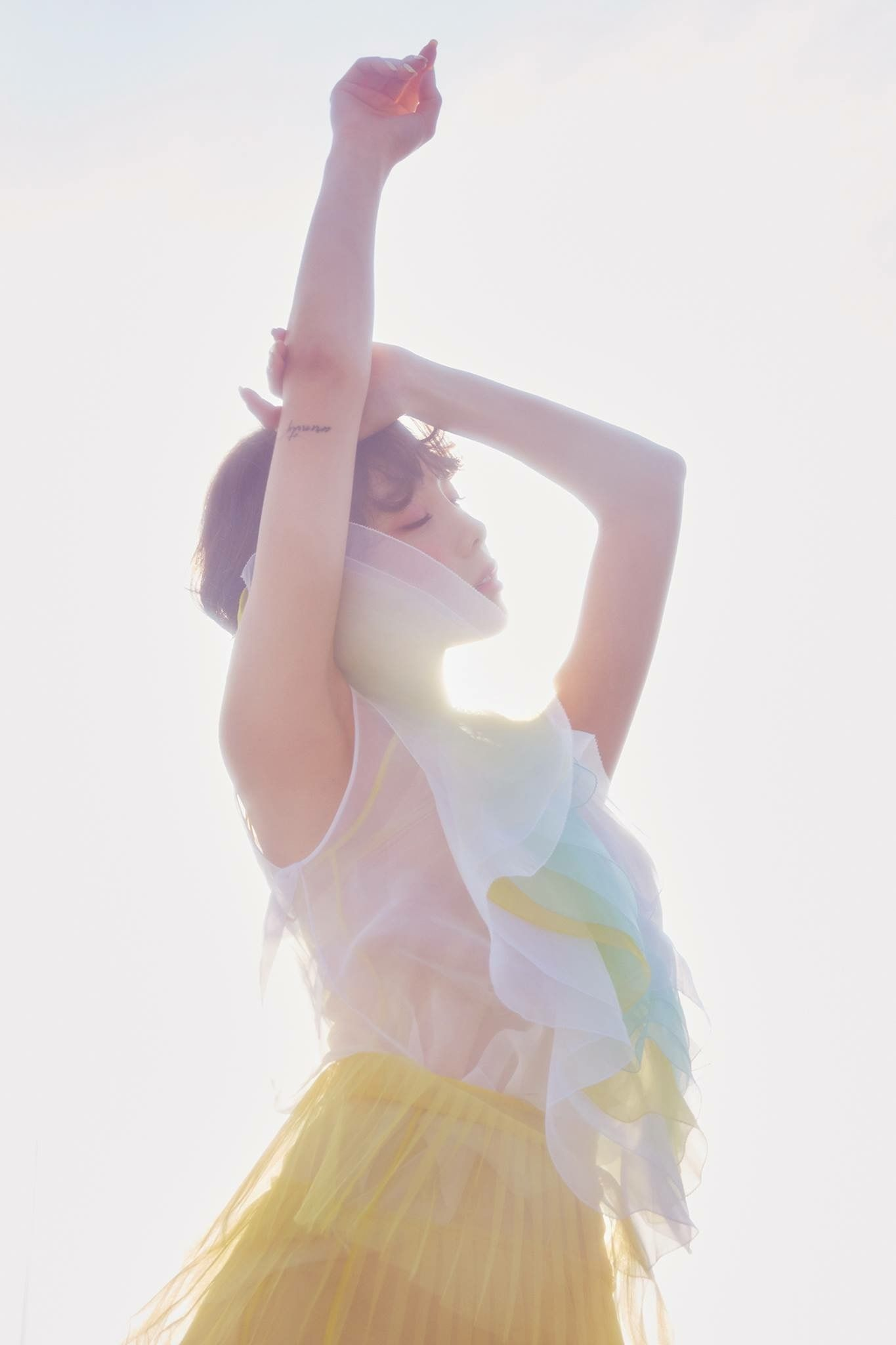 """156671ea11c Taeyeon - """"My Voice"""" Deluxe Edition - teasers Snsd"""