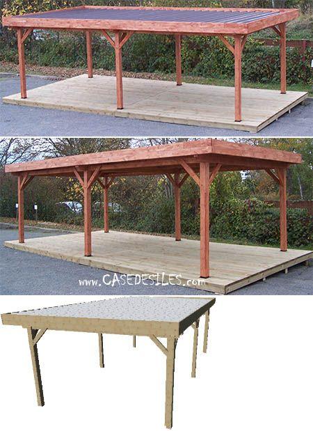 abri terrasse bois prix imbattable auvent de terrasse bois toit plat 24mc om35700 pergolas. Black Bedroom Furniture Sets. Home Design Ideas