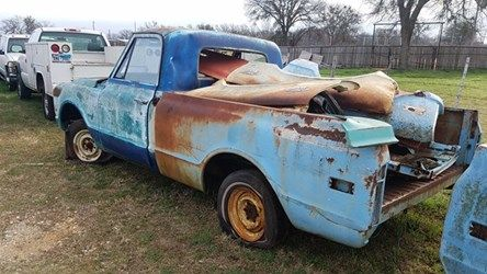 Parting Out 1967 Chevrolet C10 Pickup Used Car Parts Used Car Parts Used Parts Used Cars