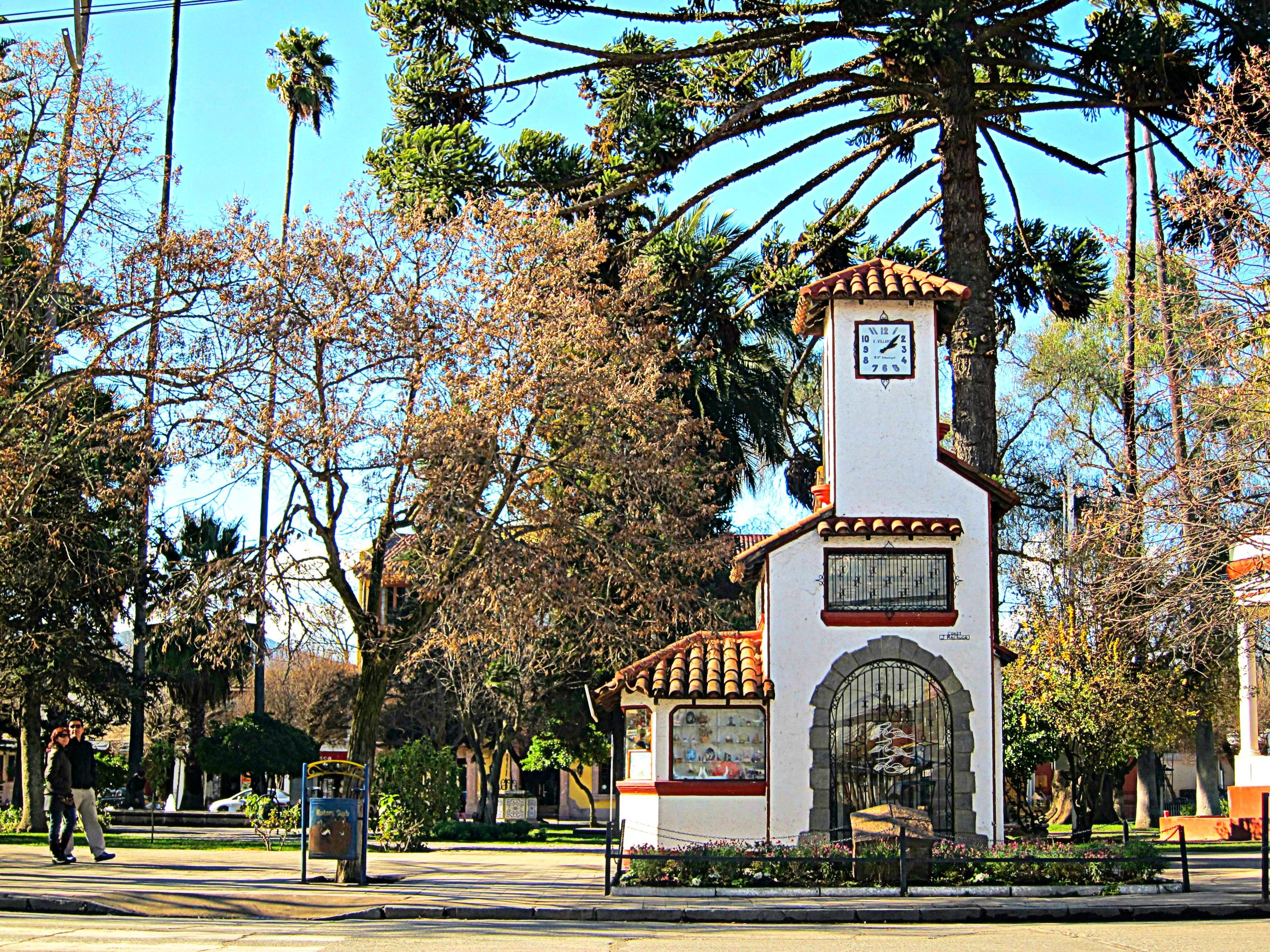 Santa cruz chile plaza de armas 2011 foto sanfurgo for Santa cruz chile