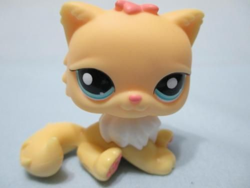Armadillo #1454 Collector Toy Blue - Littlest Pet Shop LPS Collectible Replacement Figure Loose Hasbro OOP Out of Package /& Print Retired