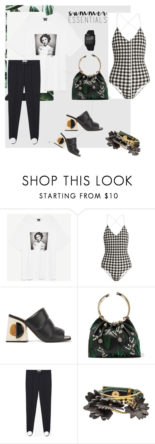 """""""R E T R O //"""" by statuslusso ❤ liked on Polyvore featuring Marni, Valentino and MANGO"""