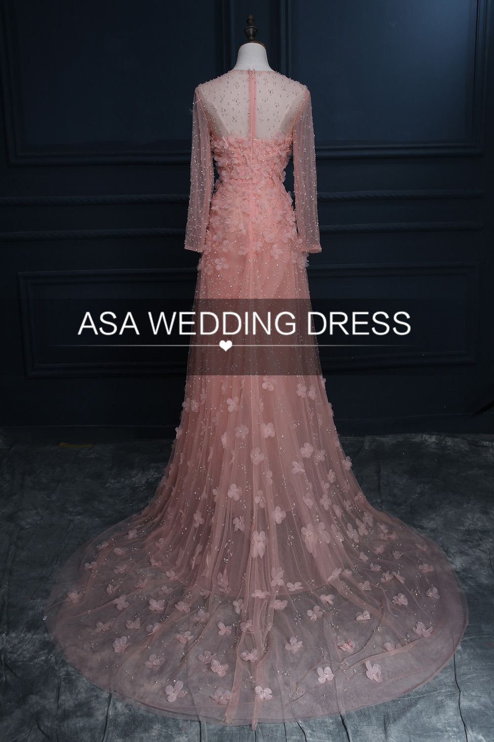 pink prom dreses long prom dresses long sleeve see through