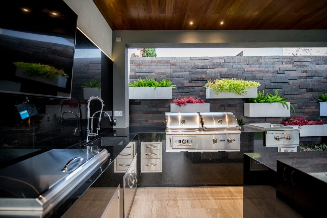 Garden Ideas 8 Outdoor Kitchens We Know You Re Going To Love In Full Detail With Images Outdoor Kitchen Best Kitchen Designs Kitchen And Bath