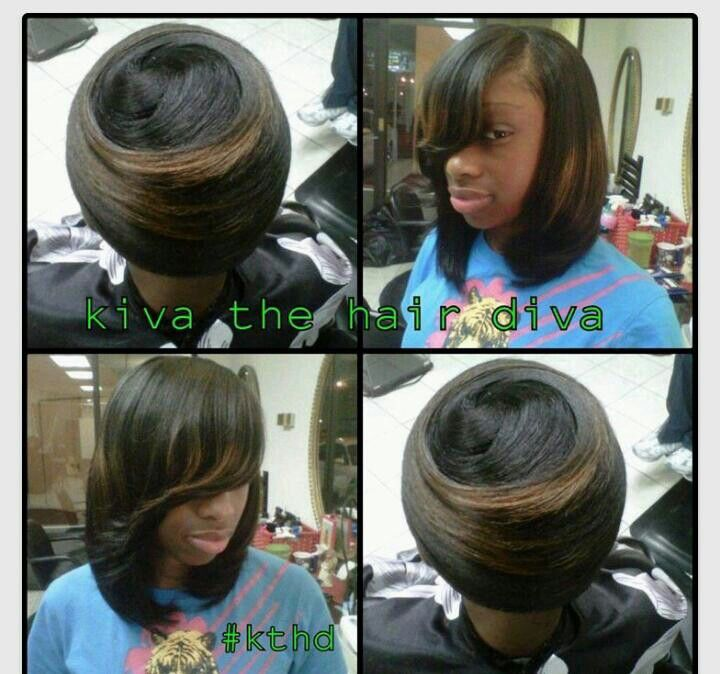 How To Wrap Up The Quick Weave Hair Life Pinterest