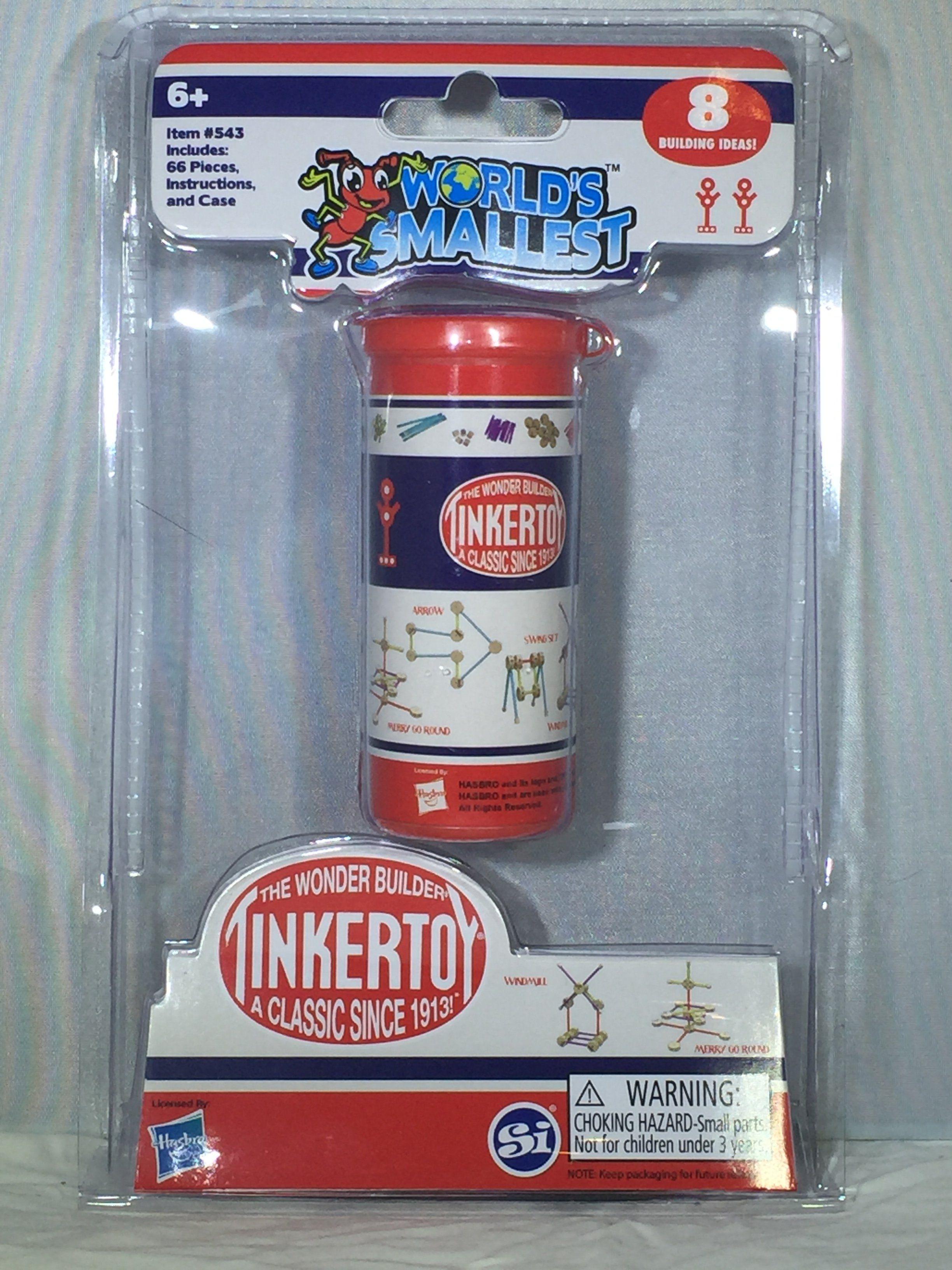 Worlds Smallest Tinker Toys Super Impulse