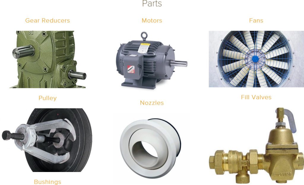 Cooling Tower Parts Bac Cooling Towers Marley Cooling Towers