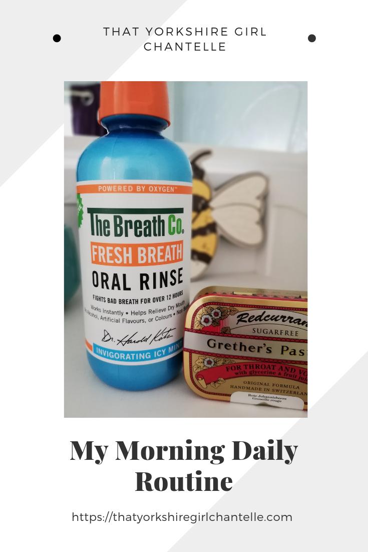 f434f10772e ... Yorkshire Girl Chantelle- Blogger. My Morning Daily Routine Blog Post!  :D #blogger #beautyblogger #newblog post