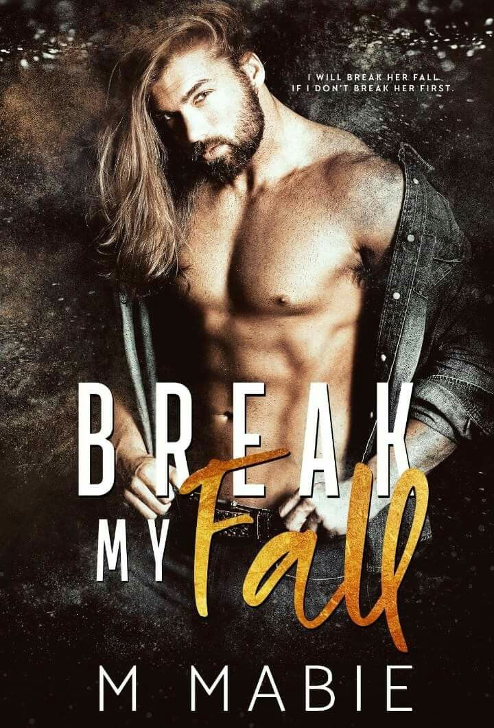 Cover reveal break my fall by mo mabieis coming aug 28