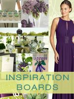 Get Inspired: Artichokes andEggplants - Lucky in Love Wedding Planning Blog - Seattle Weddings at Banquetevent.com