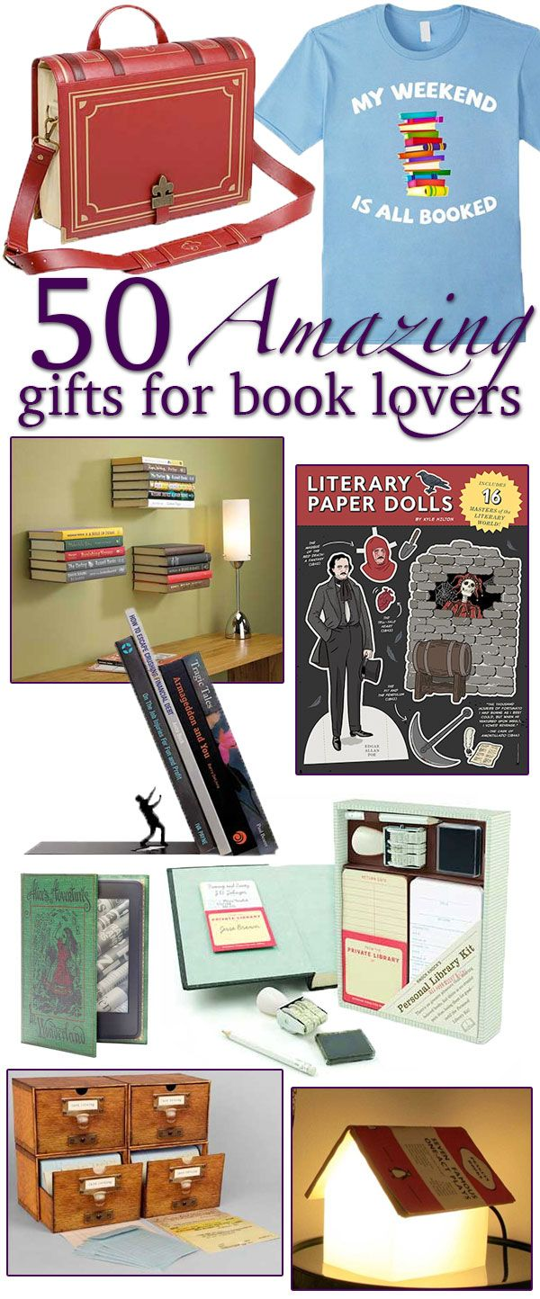 Christmas Gift Ideas For The Reader 2019 50 Amazing Gifts for Book Lovers for 2019   Book Lovers Gift Guide