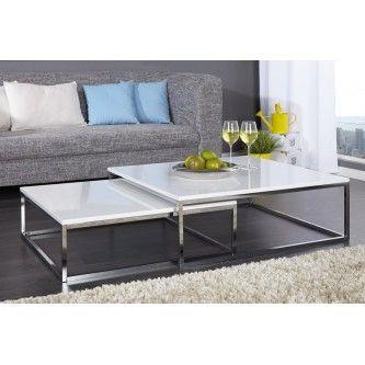 Table Basse Design et meubles de salon - ROYALE DECO | Table ...