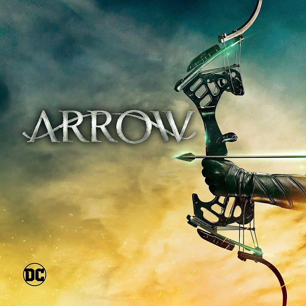 Arrow: The Complete Fifth Season (DVD)
