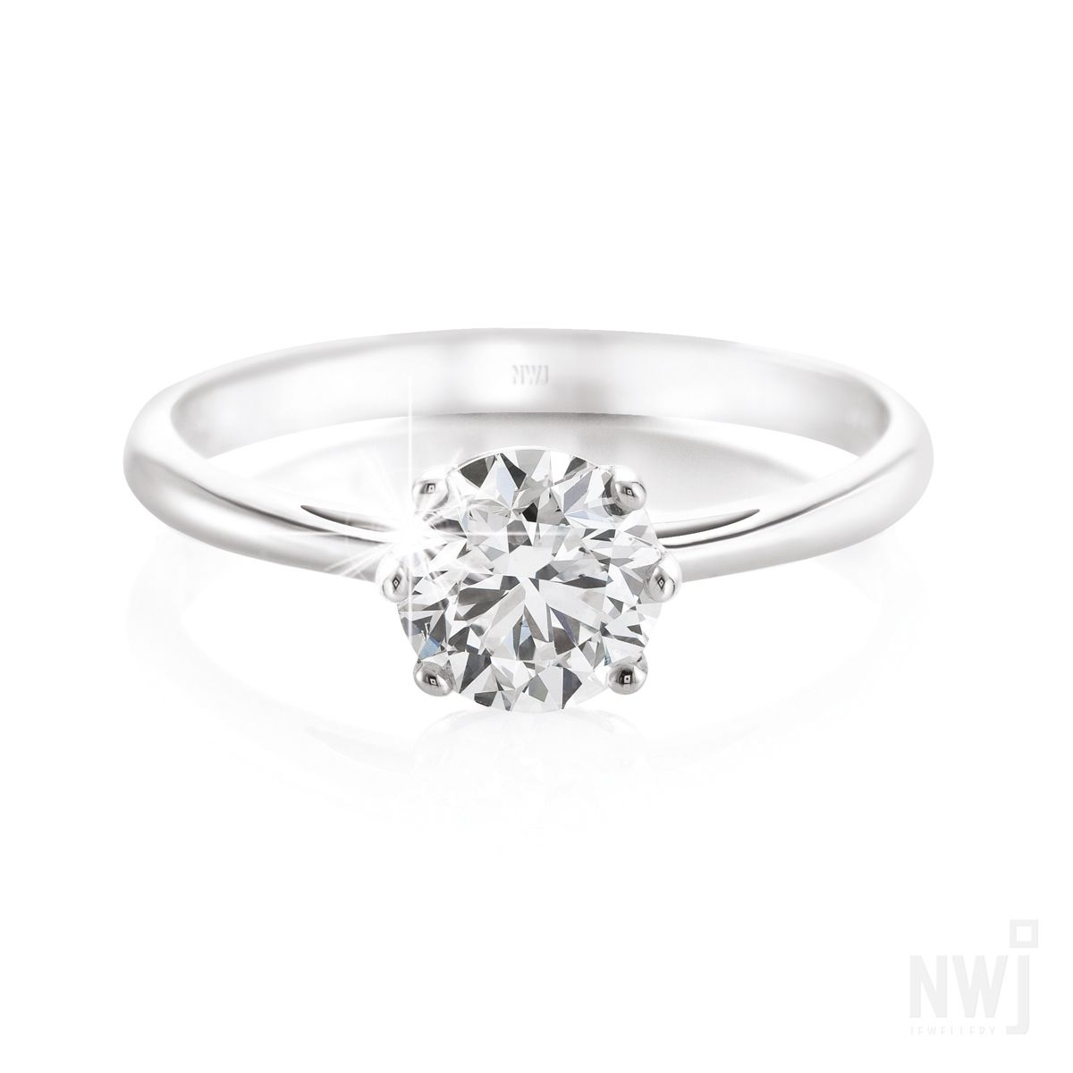 f131265ae5df Diamond Catalogue  Gorgeous 18ct White Gold Ring With Diamond By NWJ  Valid  for 2013  myNWJwishlist