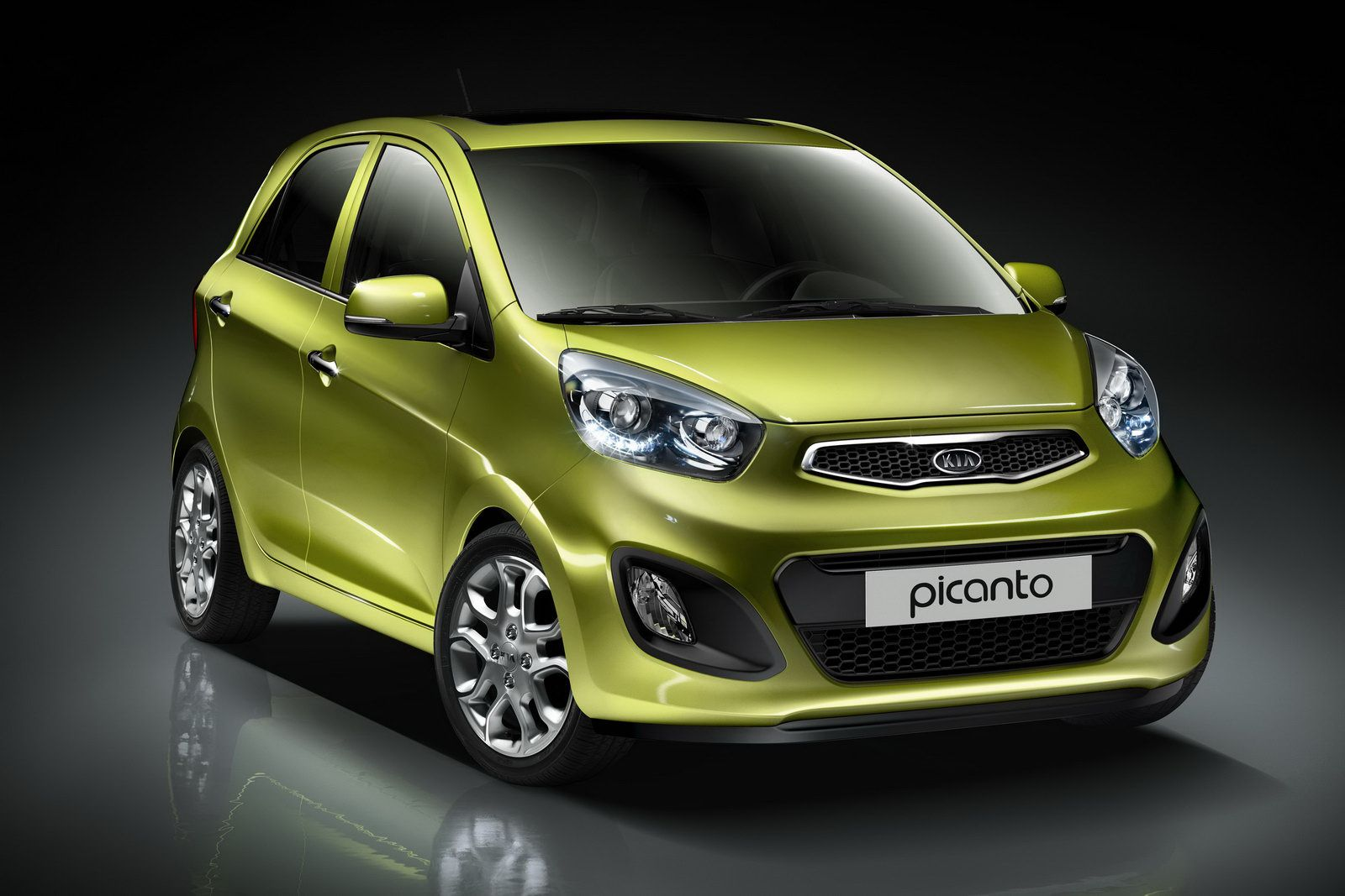 The Kia Picanto. We love this car. Find out more about the