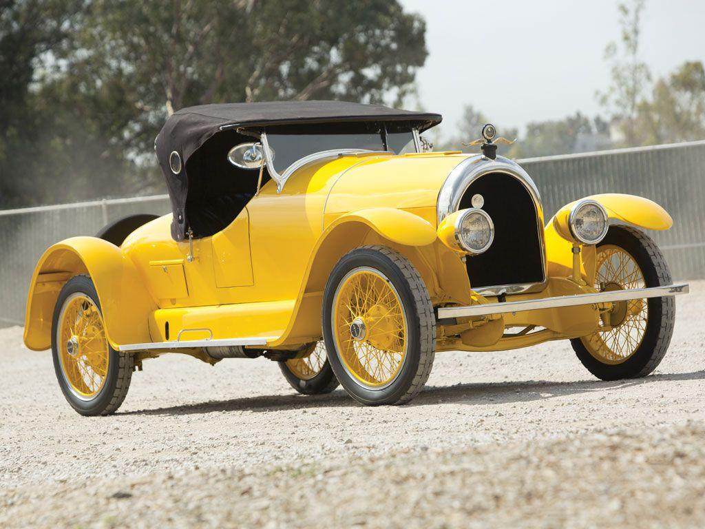 1920 Kissel Model 6-45 'Gold Bug' Speedster