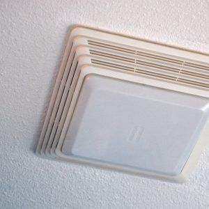 Bathroom Exhaust Fan With Light Covers