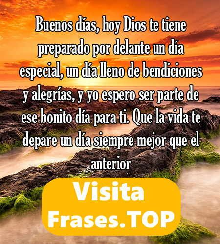 Mensajes De Buenos Dias Mi Amor Mejores Top Pinterest Frases