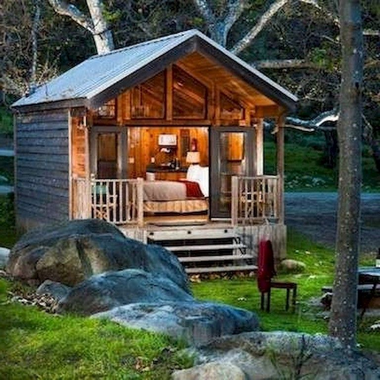 25 Best Small Cottages Design Ideas Page 5 Of 27 In 2020 Small Cottage Designs Cottage Design Cabins And Cottages