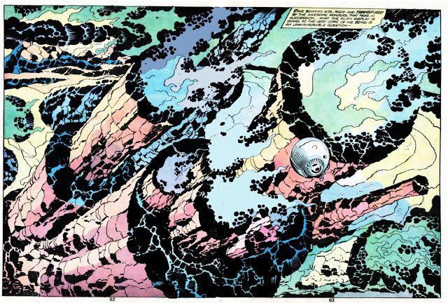 epic space comic scenes - Google Search