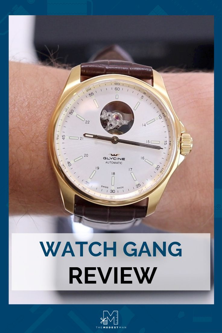 Watch Gang Review (Platinum Tier)   Most popular watches, Watches for men, Men accesories