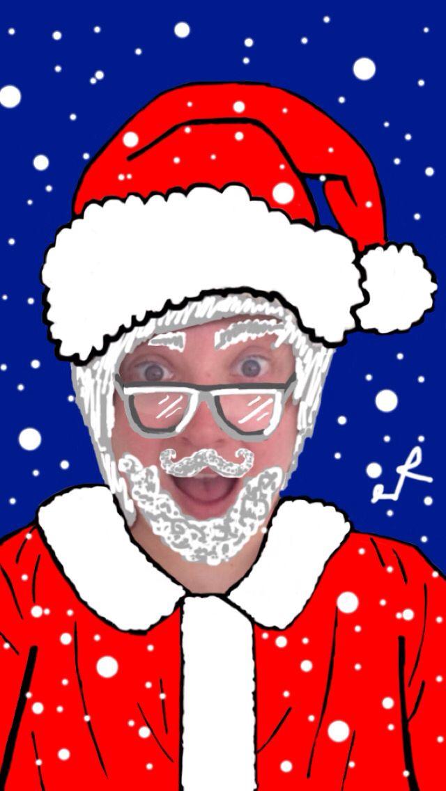 Santa #FatherChristmas ##StNick #KrisKringle #Christmas #Snapchat ...