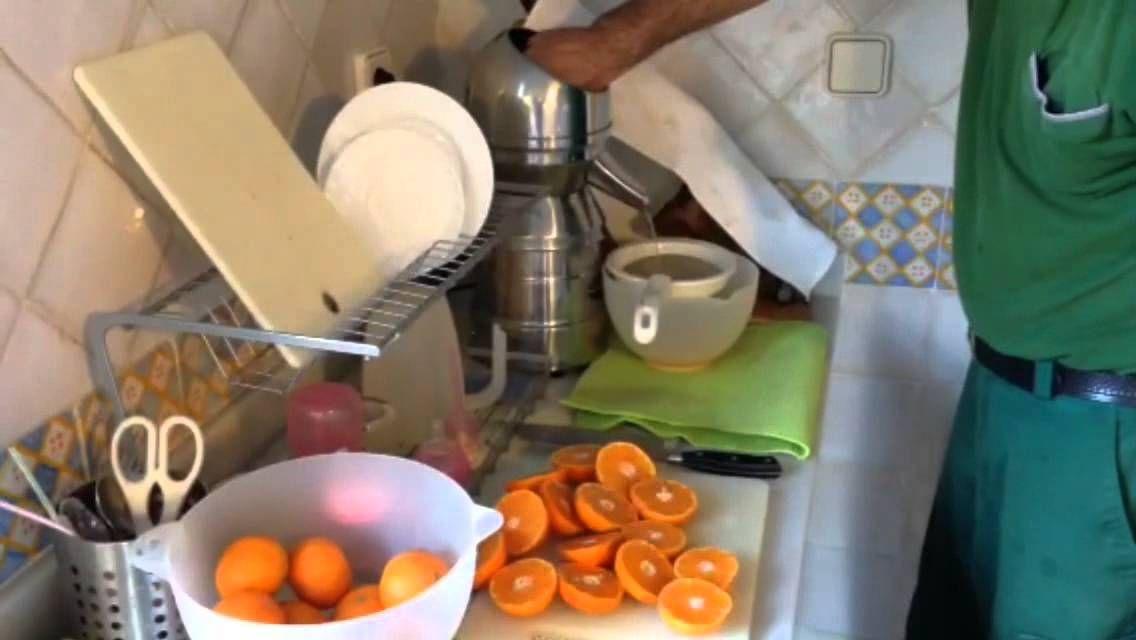 Zumo de Naranja: cómo preparar un gran zumo de Naranjas