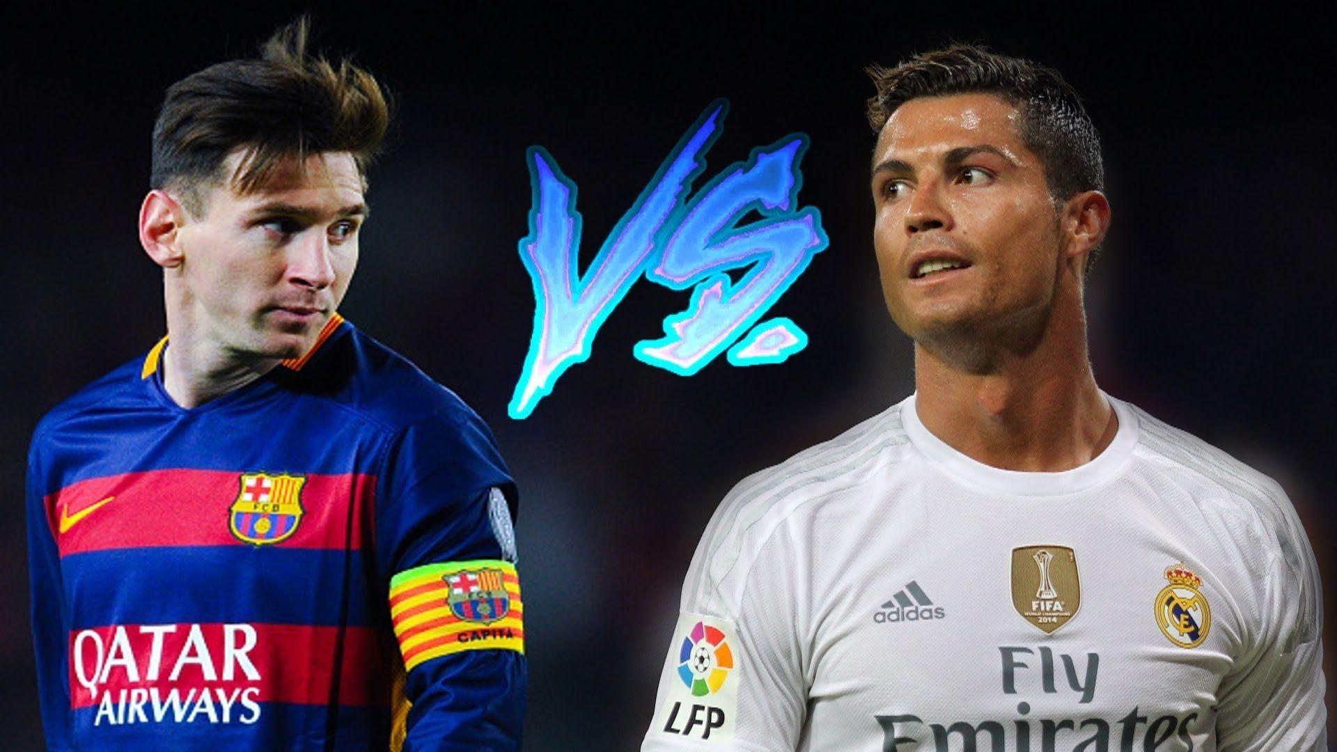 Cristiano Ronaldo Vs Messi 2014 Wallpapers High Quality ...