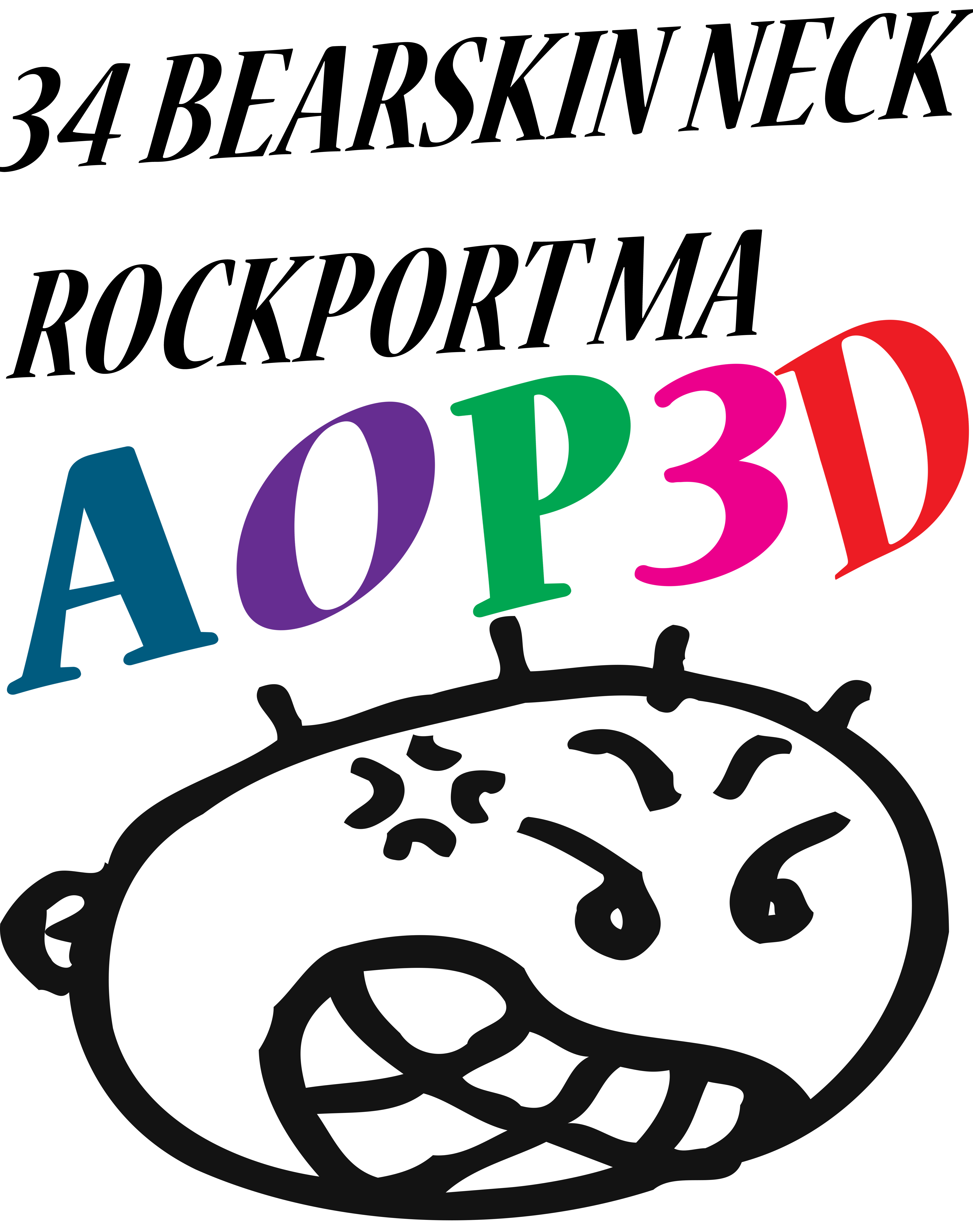 Aop3d located at 34 bearskin neck