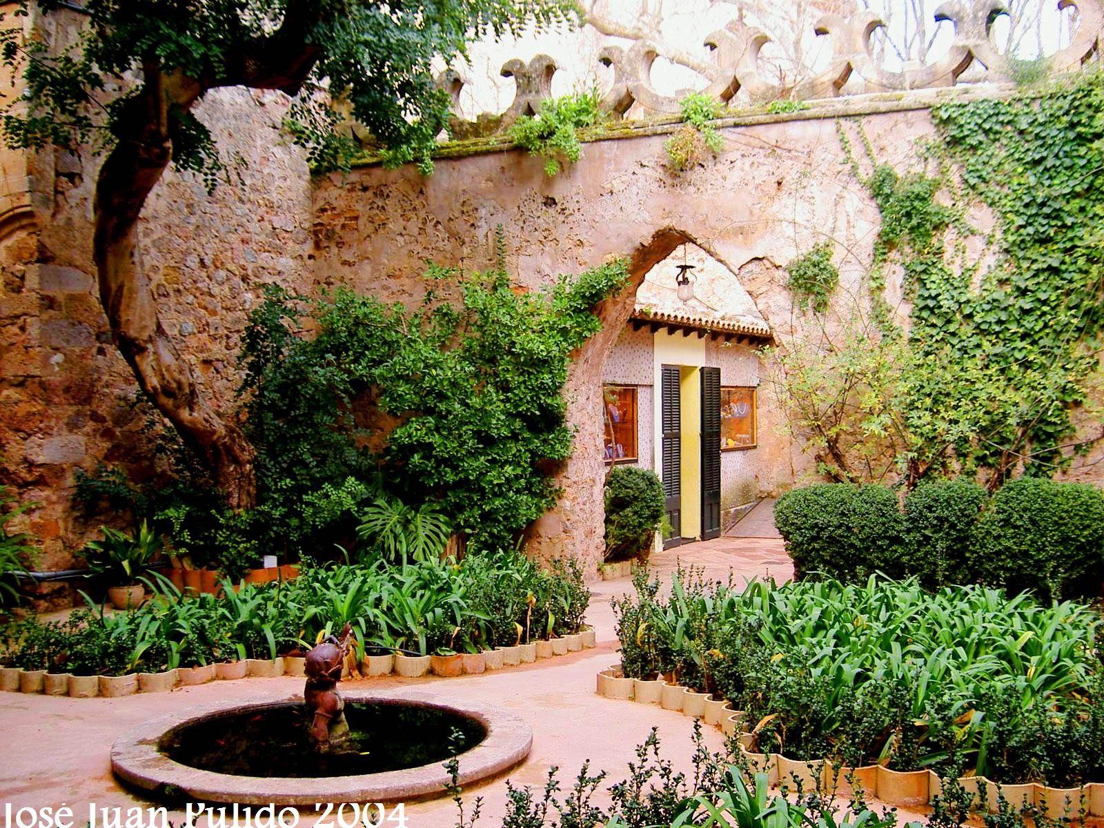 Jardines de la cartuja de valldemossa en mallorca for Jardines de la cartuja