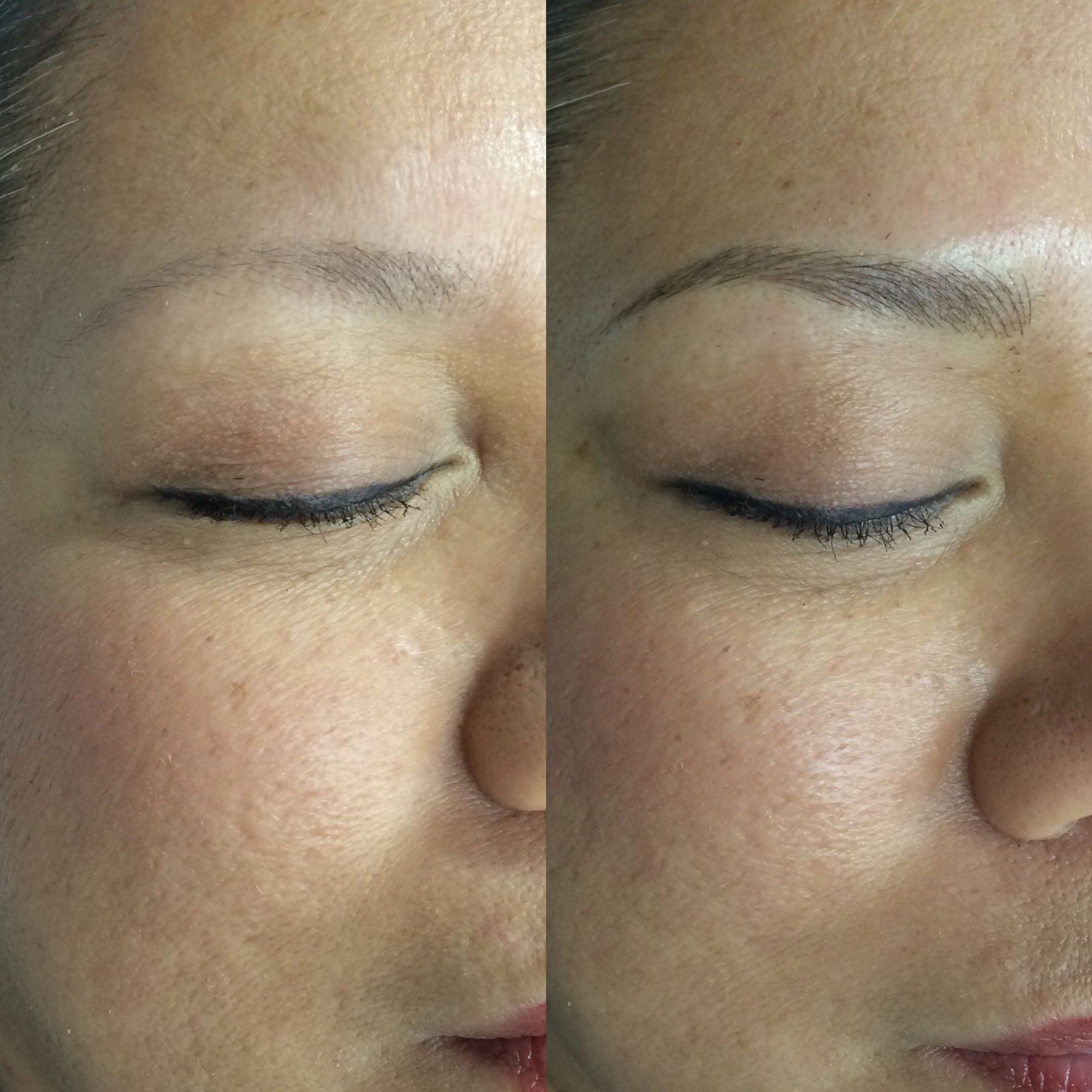 3d Hair Stroke Eyebrow Tattoo 3d Hair Stroke Semi Permanent Makeup